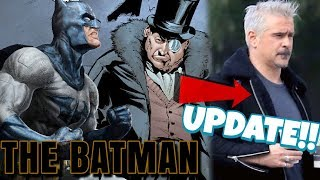 The Batman (2021) Penguin Look, Emotional Plot & MORE!!