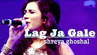 Lag ja gale song | By little shreya ghosal