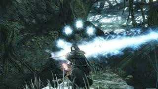 Dark Souls 2 - Sage Pure Caster PvP