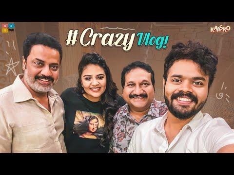 Nikhil Vijayendra's Vlog: Crazy Uncles ft. Sreemukhi, Mano, Raja Ravindra