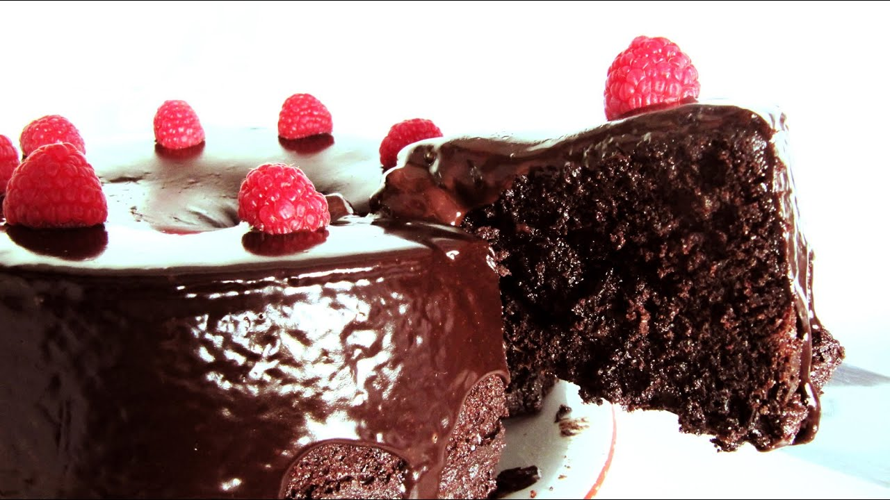 Chocolate Cake Recipe From Scratch: Best Chocolate Cake: Death By Chocolate