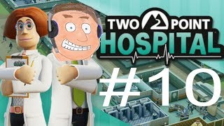 [Stream] Two Point Hospital #10