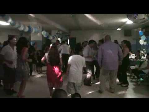 bailando cangrejito playero