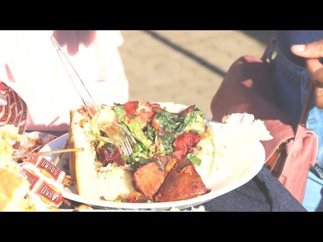 南非特色小吃Kota 克種族隔離創佳餚