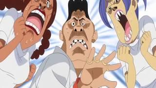 One Piece: Trafalgar Law und Corazon im Krankenhaus (Gersub)