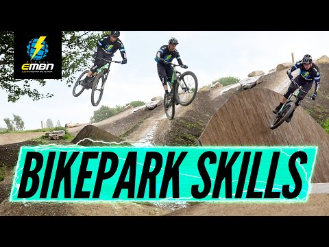 Advanced Jumping | EMTB Bike Park Skills