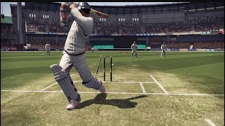 Don bradman cricket 17 wicket fall DRS Hotspot edge