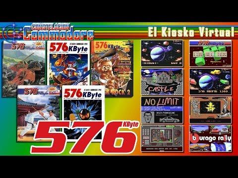 576 Kbyte | La revista y sus juegos | El Kiosko Virtual