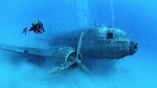 Craziest Underwater Discoveries