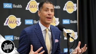 Did Rob Pelinka ignore the Lakers' capologists in the Anthony Davis trade? | The Jump
