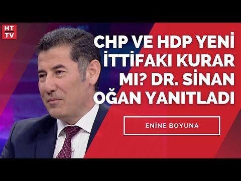 CHP ve HDP yeni ittifakı kurar mı? Dr. Sinan Oğan yanıtladı
