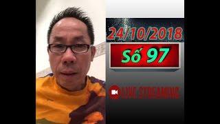 Tân Thái tối Ngày 24/10/2018 số 97: Nổi đau dân tộc và nổi lo mất nước ( HD )