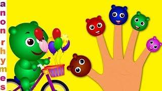 Educational Song For Children   Gummy Bear Finger Family   Nursery Rhymes & Kids Songs By Super Kids
