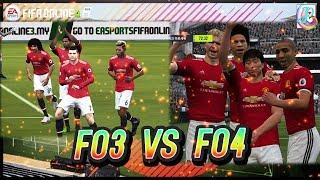 Fifa Online 3 VS Fifa Online 4!!! - YouTube