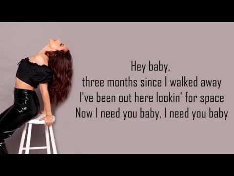 Little Mix ~ 'Forget You Not' Lyrics Video [Track 15]