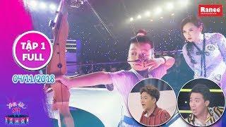 Biệt Tài Tí Hon 2|Tập 1 Full:Trấn Thành,Bắp bất ngờ bởi tài năng của cung thủ nhỏ tuổi nhất Việt Nam