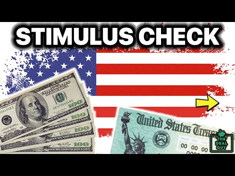 When Will I Get My IRS Stimulus Check? (2020 STIMULUS CHECK EXPLAINED!)