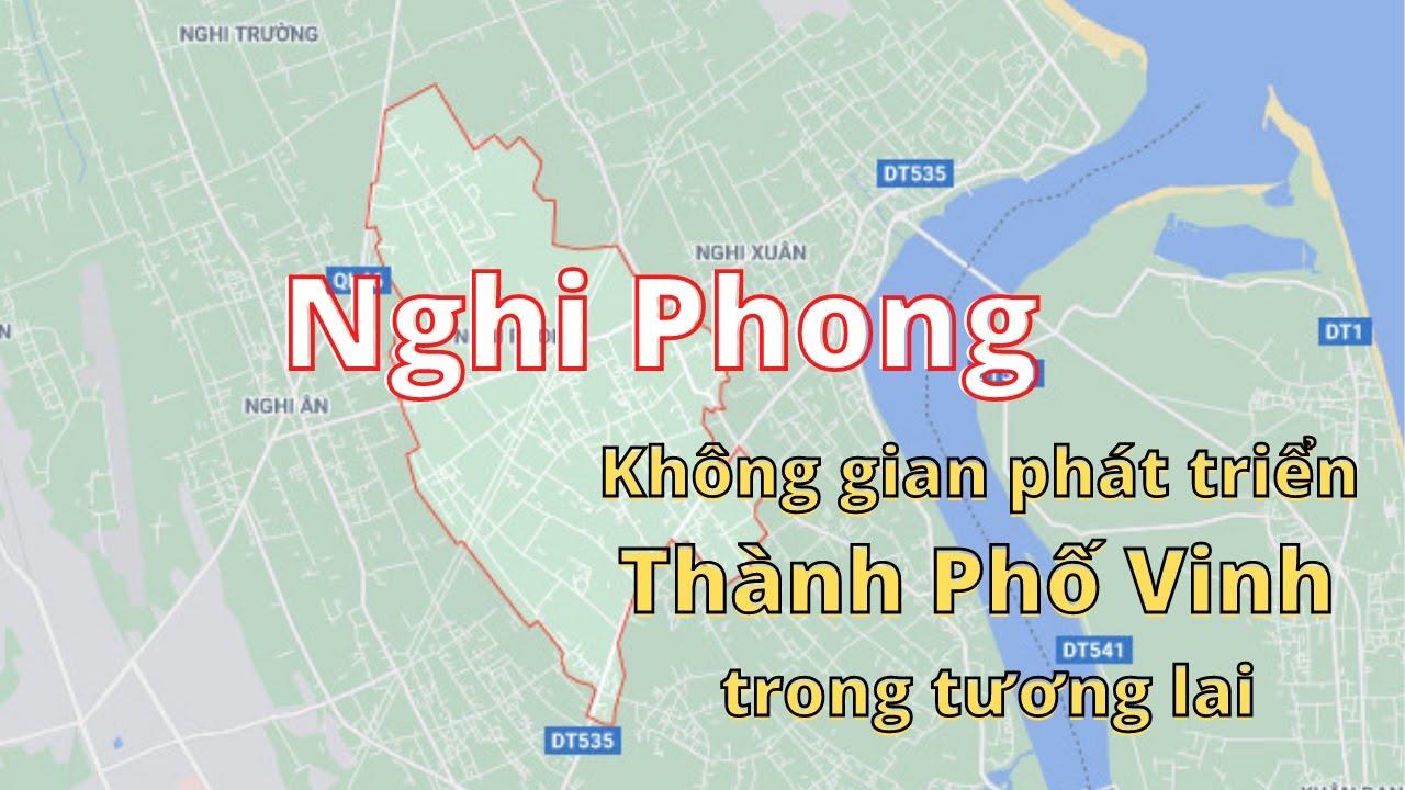 Bán lô góc đẹp tái định cư Nghi Phong: Đường quy hoạch 12 mét, vị trí trung tâm - LH: 0968.420.275 video