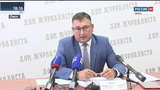 Омская область рассчитывает получить субсидии из федерального бюджета в октябре