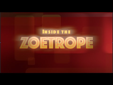 MarsDust's INSIDE THE ZOETROPE: Kyle Hebert