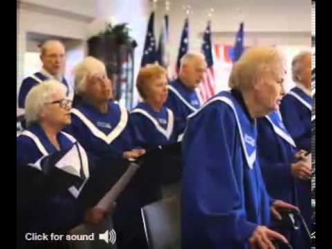 America the Beautiful by American House Senior Living Communities Choir