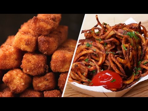 Crispy Homemade Fast Food Recipes ? Tasty