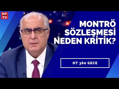 Montrö Sözleşmesi Türkiye için ne anlama geliyor? Prof. Dr. Selami Kuran yanıtladı