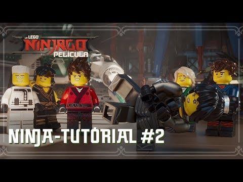 La LEGO Ninjago Película - Ninja-tutorial 2: Entrenamiento