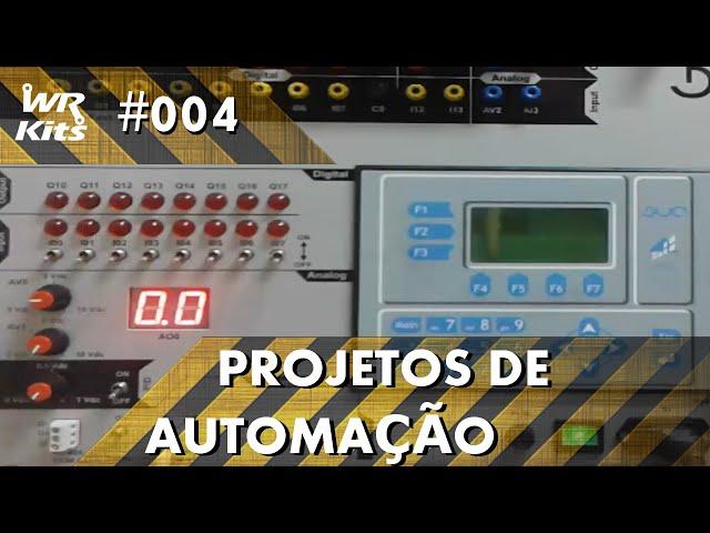 CARREGANDO UM PROJETO DO CLP ALTUS DUO | Projetos de Automação #004