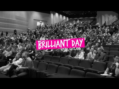 """A fantastic day when 1,000 HiQ'ers got together for a packed day with the theme """"Back to the Brilliant Future"""". Interesting talks, new friends, inspiration, knowledge, energy, joy, dancing, and much much more. Want to join next time? Check out hiq.se and get in touch! Video production by Mecka."""