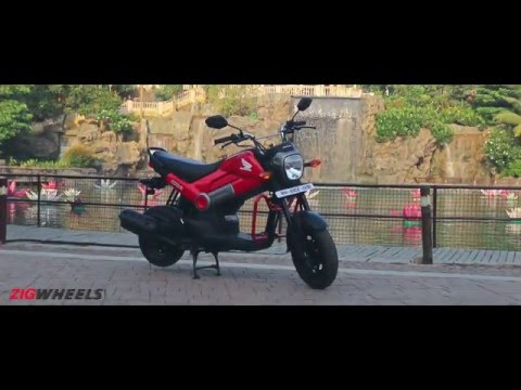 Honda Navi: BikeDekho Video Review
