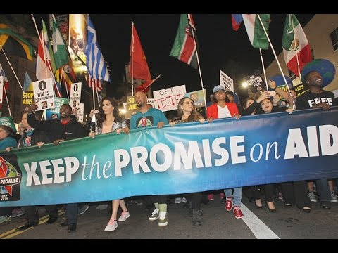 Keep The Promise: Los Angeles March & Concert World AIDS Day