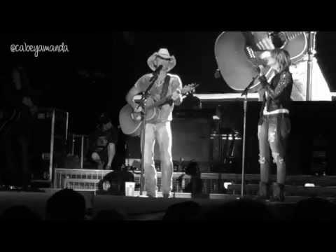 Kenny Chesney & Miranda Lambert -