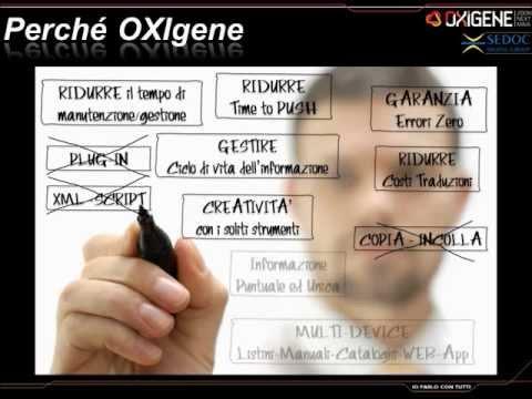 Digital Delivery - Oxigene: produzione cataloghi