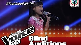 "The Voice Kids Philippines 2016 Blind Auditions: ""Saan Darating Ang Umaga"" by Yessha"