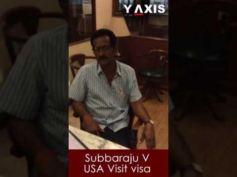 Subbaraju  V USA Visit visa PC Vanishree Joga