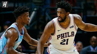 Philadelphia 76ers vs Miami Heat - Game Highlights | December 28, 2019 | 2019-20 NBA Season