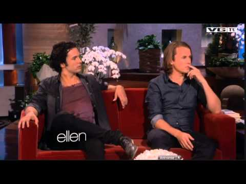Baixar Ylvis The Fox , the whole interview at The Ellen Degeneres Show