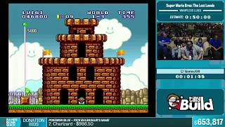 Super Mario Bros: The Lost Levels by GameJ06 in 41:30 - Summer Games Done Quick 2015 - Part 137