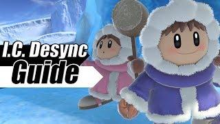 Ice Climbers Desync Guide   Super Smash Bros Ultimate