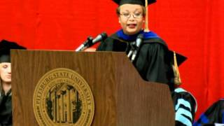 'WF 2011 Graduation Ceremony - Address by Regent Edwards