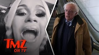 Cardi B Is Going To Shake Up Politics | TMZ TV