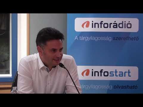 InfoRádió - Aréna - Márki-Zay Péter - 2021.09.15.