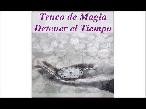 Truco de Magia para Detener el Tiempo