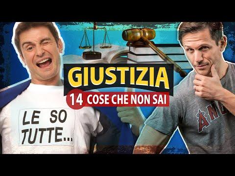 14 COSE che non sai sulla GIUSTIZIA ITALIANA | Avv. Angelo Greco