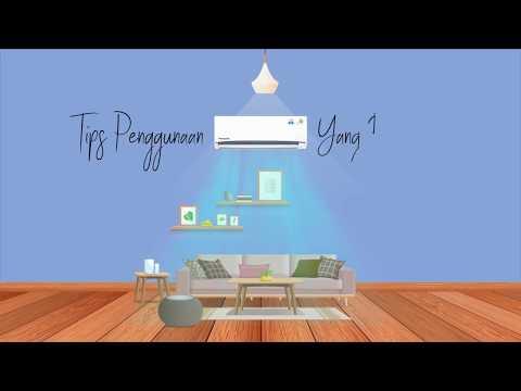 Tips Penggunaan AC Panasonic