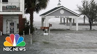 FEMA Provides An Update On Tropical Storm Florence | NBC News