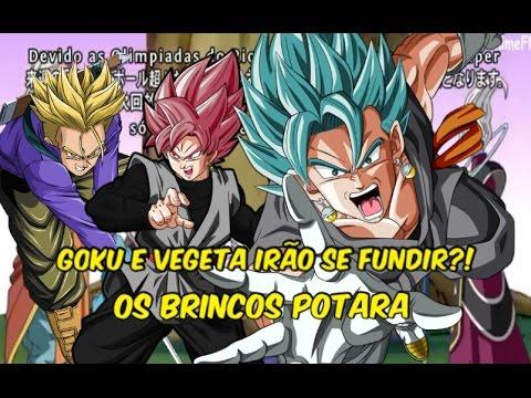 Goku e Vegeta irão se fundir?! Teoria sobre a aparição de Vegeto ssj blue