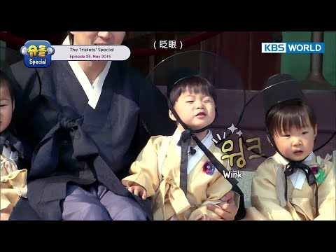 The Return of Superman - The Triplets Special Ep.25 [ENG/CHN/2017.11.03]