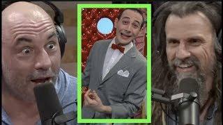 Rob Zombie Was a PA on Pee Wee's Playhouse | Joe Rogan